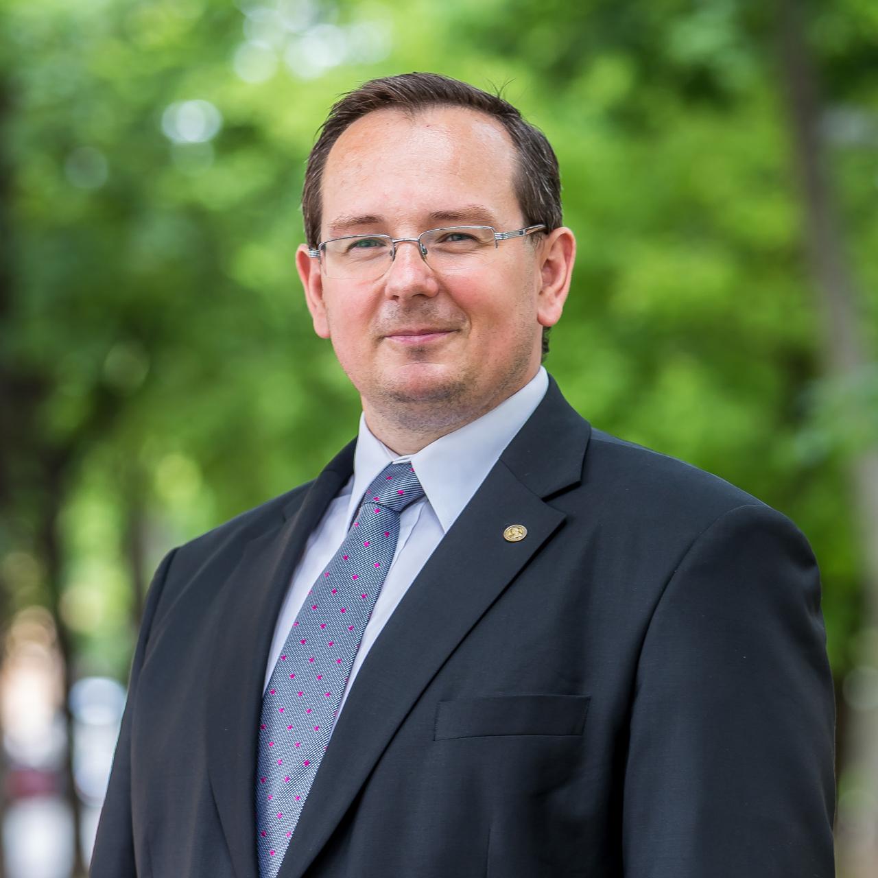 Mgr. Alexander Onufrák, PhD.