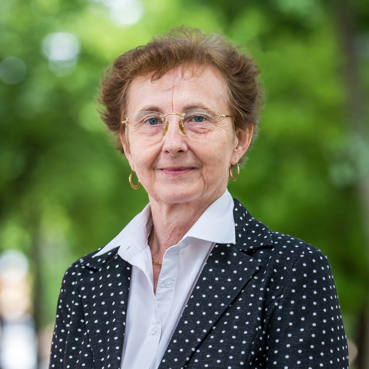 Dr.h.c. prof. PhDr. Marcela Gbúrová, CSc.